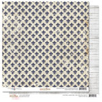 Glitz Design - Yours Truly Collection - 12 x 12 Double Sided Paper - Motif