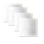 Grafix - Clear Craft Plastic - 6x6 Inches - 4 Sheets