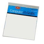 Grafix - Ink Jet Film - Clear - 12x12