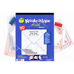 Green Sneakers - Kreate-a-Lope - Envelope Maker - Squares Kit