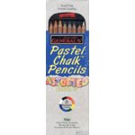 General's Chalk Pencils - Assorted Colors