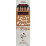General's Chalk Pencils - Neutral Colors