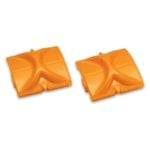 Fiskars Triple Track Refill Blade Carriages - 2 Pack