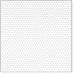 Hambly Studios - Screen Prints - 12 x 12 Overlay Transparency - Little Circles - Metallic Silver, CLEARANCE