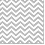 Hambly Studios - Screen Prints - 12 x 12 Overlay Transparency - Herringbone - Chevron - Metallic Silver