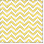 Hambly Studios - Screen Prints - 12 x 12 Overlay Transparency - Herringbone - Chevron - Yellow