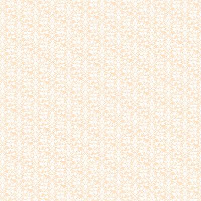 Hambly Studios - Screen Prints - 12 x 12 Paper - High Tea - Antique White on Clear Vellum