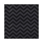 Hambly Studios - Screen Prints - 12 x 12 Paper - Chevron - Black on Onyx
