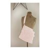 Melissa Frances - Fabric Purse - Pink
