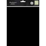 Melissa Frances - Chalk Talk Collection - Chalkboard Sticker Sheet - Plain