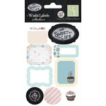 Melissa Frances - The Sweet Life Collection - Washi Labels