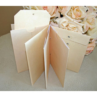 Melissa Frances - Album - Envelopes and Tags - Large