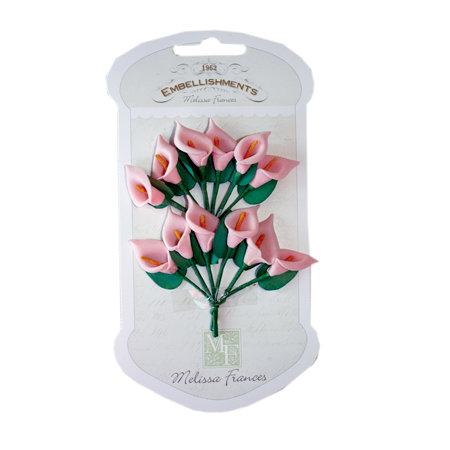 Melissa Frances - Vintage Flower - Pink Lily