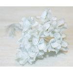 Melissa Frances - Vintage Flower - White Hydrangea