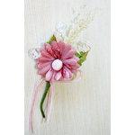 Melissa Frances - Vintage Flower - Pink Pick