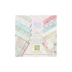 Melissa Frances - C'est la Vie Collection - 6 x 6 Paper Pad