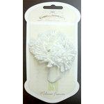 Melissa Frances - Vintage Flower - Spring Sprung - White