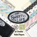Melissa Frances - The Sweet Life Collection - 6 x 6 Paper Pad
