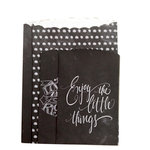 Melissa Frances - Chalk Talk Collection - Treat Bags