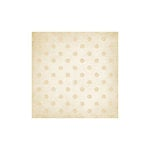 Melissa Frances - Attic Treasures Collection - 12 x 12 Paper - Ledger Dot