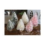 Melissa Frances - Christmas - Mini Bottle Brush Trees