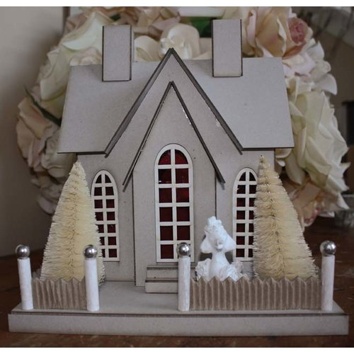 Melissa Frances - DIY House Kit - Large Queen Anne