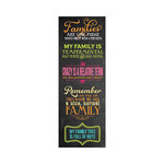 Hampton Art - Laugh Out Loud - Cardstock Stickers - Family Matters
