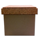 Hampton Art - Vintologie Collection - 6 Inch Box with Cork Lid
