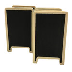 Hampton Art - Mini Chalkboard Easel - 4 Pack