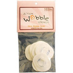 Action Wobble - Self Adhesive Springs - 6 Pack