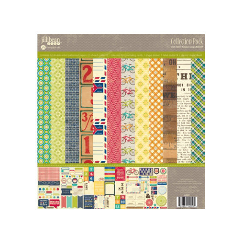 Jillibean Soup - Irish Farm House Soup Collection - 12 x 12 Collection Pack