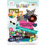 KI Memories - Playlist Collection - Die Cut Shapes