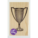 Hampton Art - 7 Gypsies - Wood Mounted Stamps - Trophy