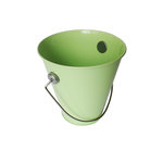 Hampton Art - Tin Pail - Small - Pastel Lime