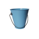Hampton Art - Tin Pail - Small - Pastel Blue