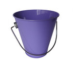 Hampton Art - Tin Pail - Small - Lavender