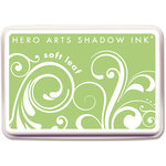 Hero Arts - Dye Ink Pad - Shadow Ink - Soft Leaf