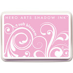 Hero Arts - Dye Ink Pad - Shadow Ink - Soft Blossom