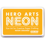 Hero Arts - Dye Ink Pad - Neon Orange
