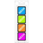 Hero Arts - Ink Cubes Pack - Neon