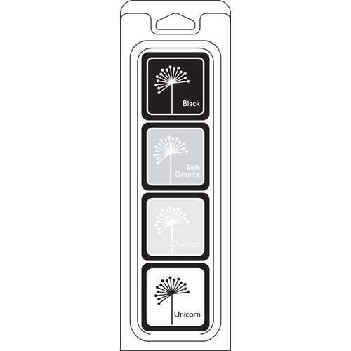 Hero Arts - Ink Cubes Pack - Blackboard