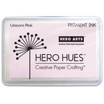 Hero Arts - Unicorn Pigment Ink Pad - Pastel Pink