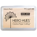 Hero Arts - Unicorn Pigment Ink Pad - Pastel Peach