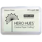 Hero Arts - Unicorn Pigment Ink Pad - Pastel Green