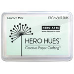 Hero Arts - Unicorn Pigment Ink Pad - Pastel Mint