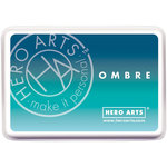 Hero Arts - Ombre Ink Pad - Pool to Navy
