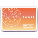 Hero Arts - Ombre Ink Pad - Butter to Orange