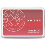 Hero Arts - Ombre Ink Pad - Light Ruby to Royal Red