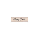 Hero Arts - Woodblock - Wood Mounted Stamps - Happy Easter