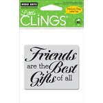 Hero Arts - Clings - Repositionable Rubber Stamps - Best Gifts
